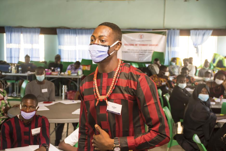 Training on the Effective use of Student Leaders in Fighting Corruption and Promoting Integrity in Nigeria – Markudi