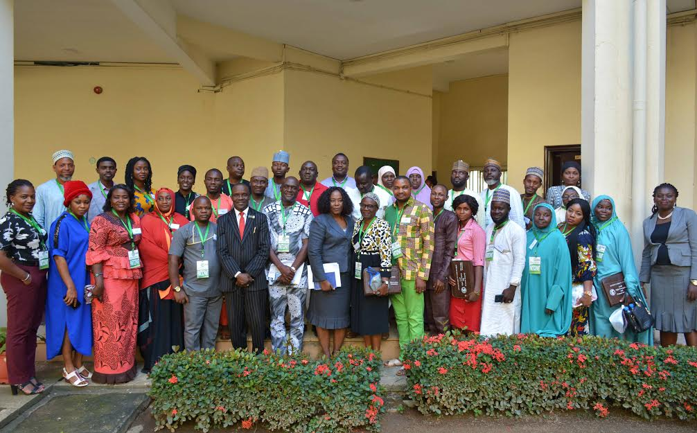 Training of the 8th batch of Religious Leaders at the Lux Terra complex in Abuja