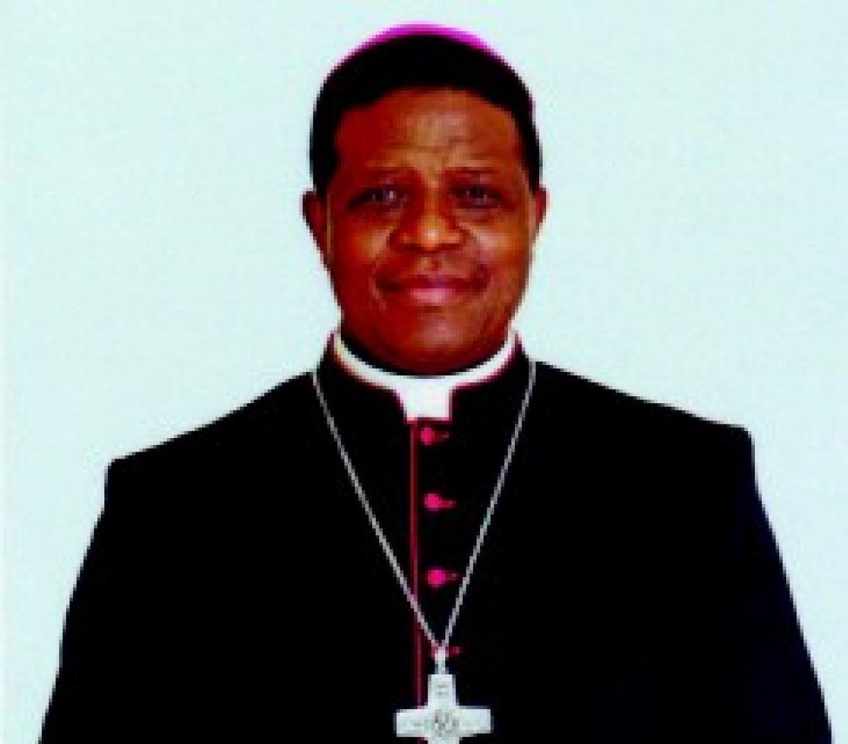 Most Rev (Dr) Godfrey Onah