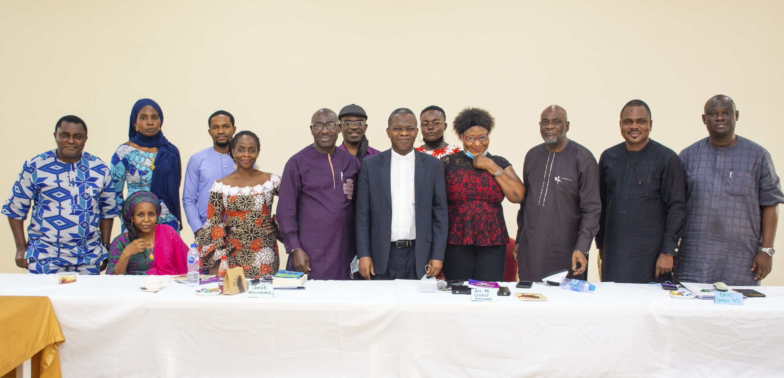 NETWORK AND ADVOCACY GROUP OF LUX TERRA LEADERSHIP FOUNDATION HOLDS SECOND MEDIA PARLEY