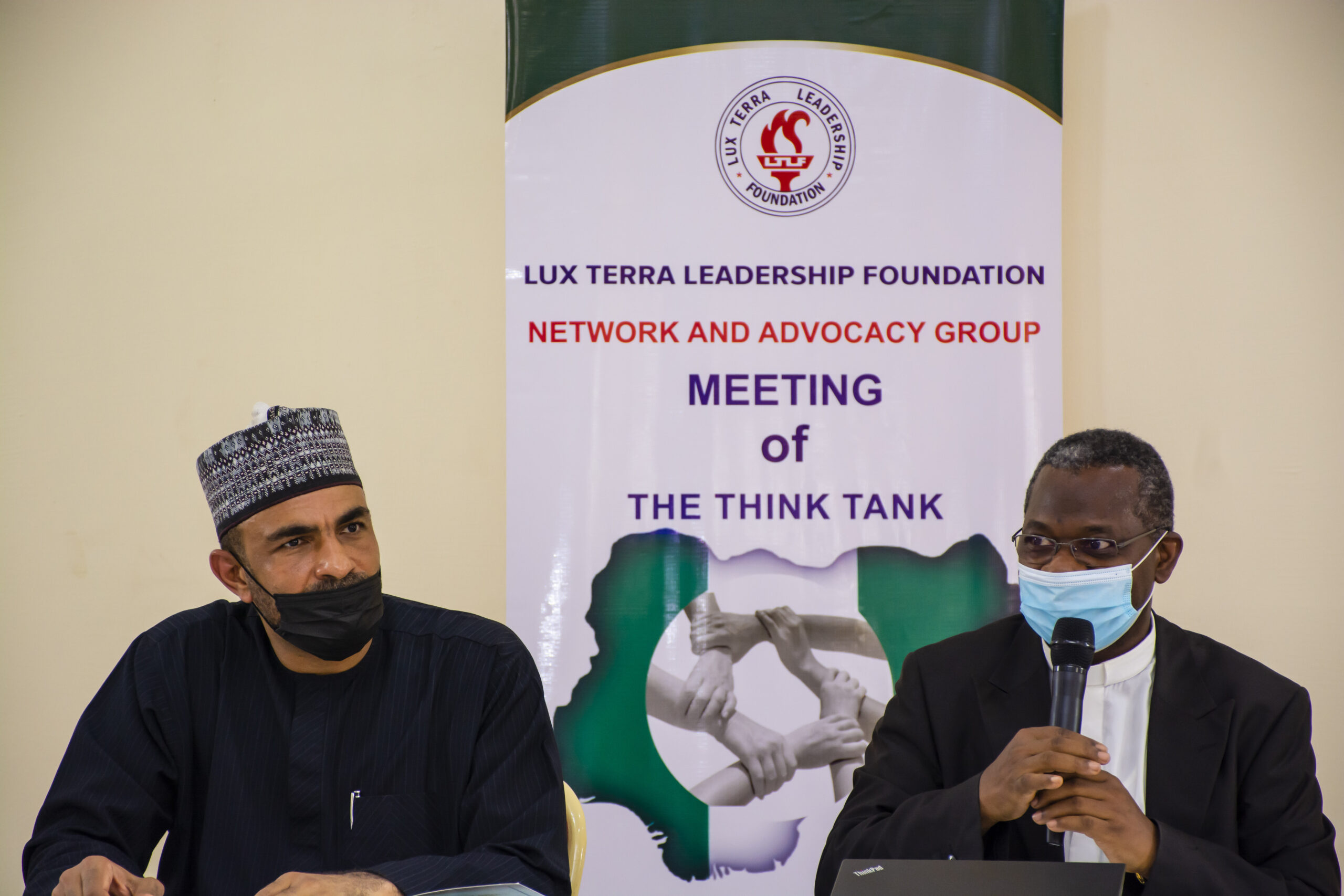 LUX TERRA INAUGURATES A NETWORK AND ADVOCACY THINK THANK
